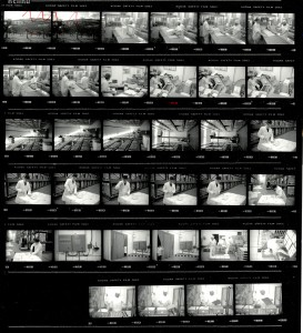 Contact Sheet 2181 by James Ravilious