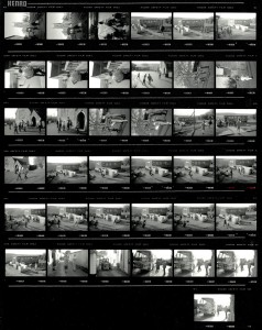 Contact Sheet 2189 by James Ravilious