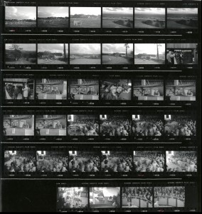 Contact Sheet 2285 by James Ravilious