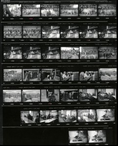 Contact Sheet 2286 by James Ravilious