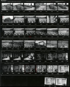 Contact Sheet 2288 by James Ravilious