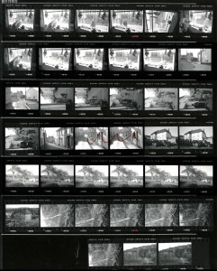 Contact Sheet 2292 by James Ravilious
