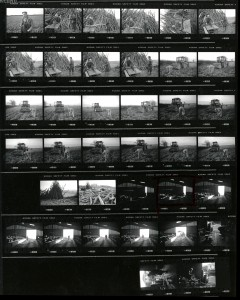 Contact Sheet 2293 by James Ravilious
