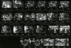Contact Sheet 2297 by James Ravilious