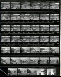 Contact Sheet 2306 by James Ravilious