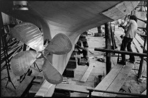Hinks boat yard – Beaford Archive